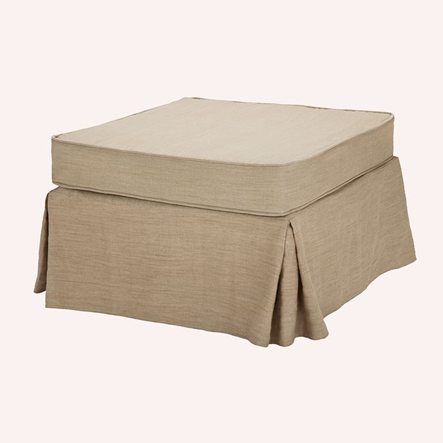 Folding Footstool-Bed Estia