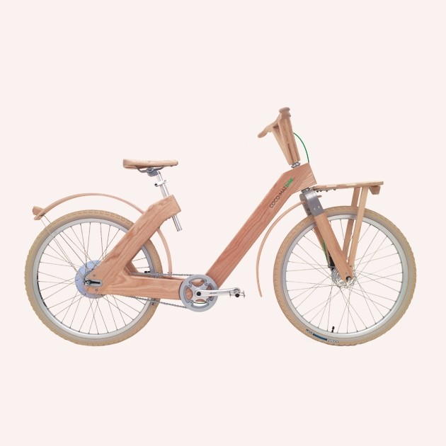 Wooden Bike Penelope E-bike