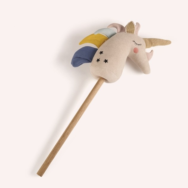 Toy Hobby Horse/ Unicorn