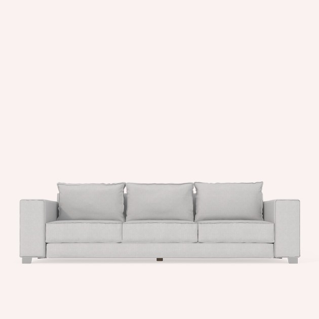 3-seat sofa Theano
