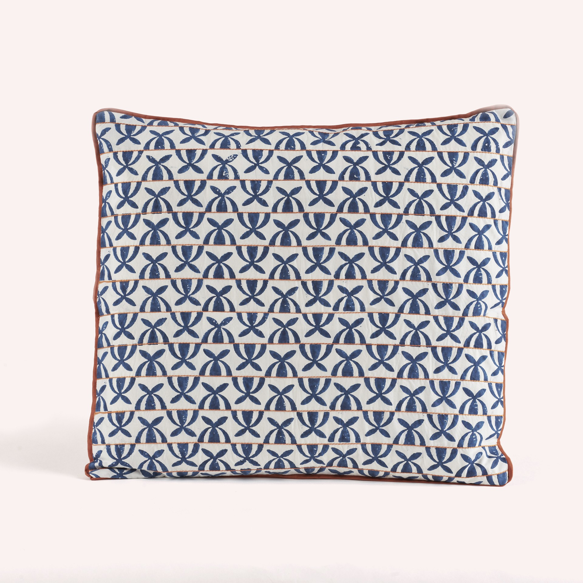 Cushion Cover Persa Blue Flowers