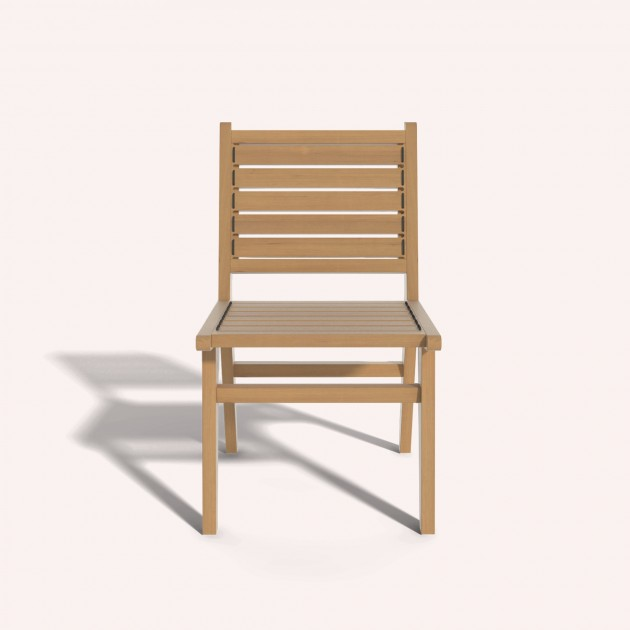 Wooden Chair Ilios