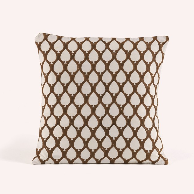 Cushion Cover Persa Leaves