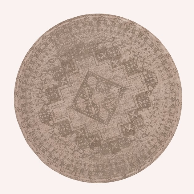 Carpet Filimon India Pink