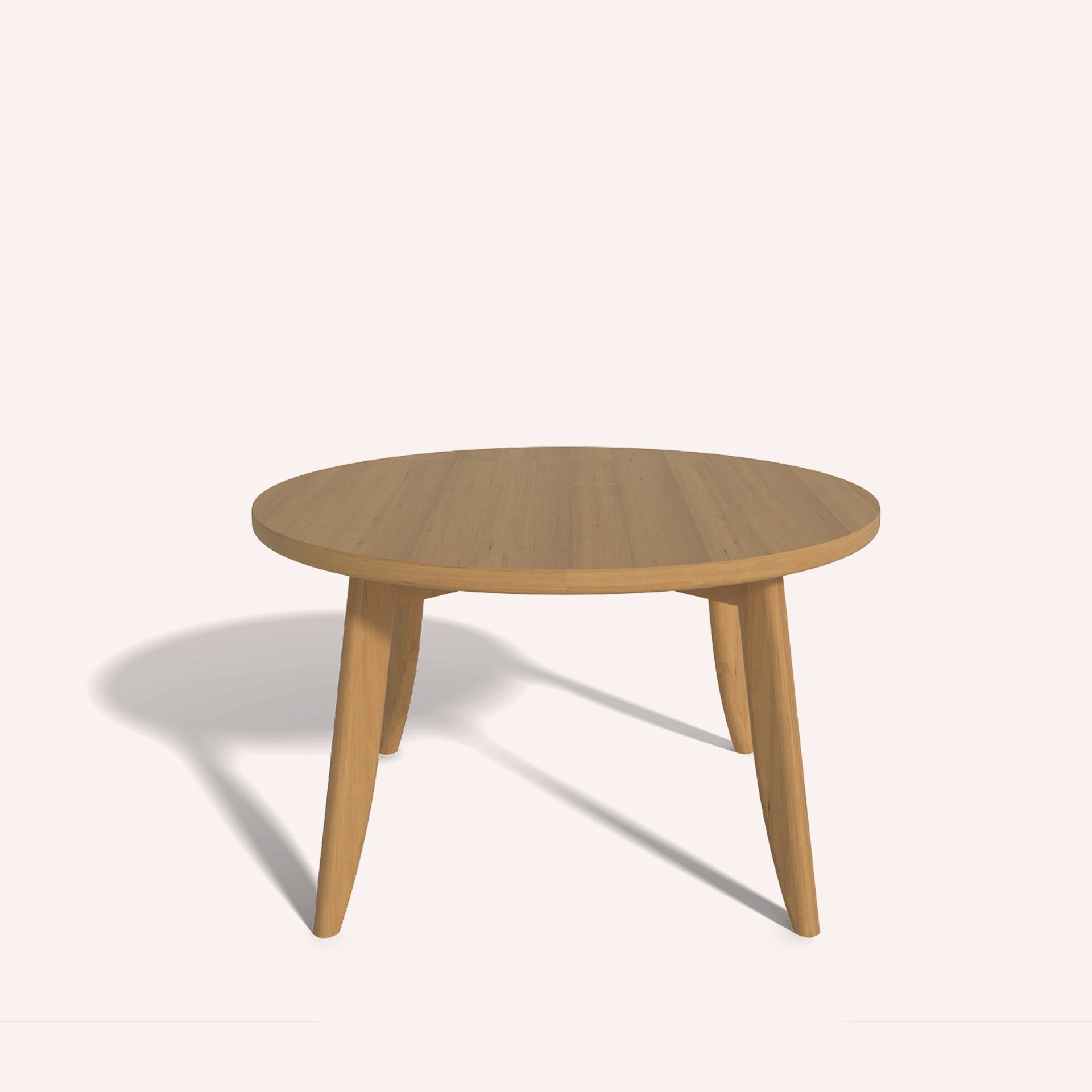 Wooden table Ilios