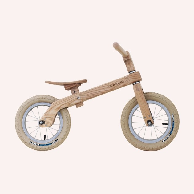 Wooden Balance Bike Argos