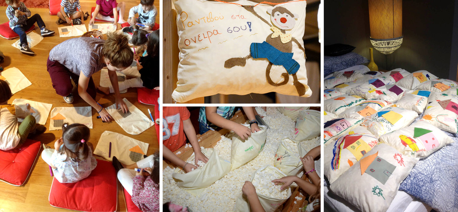 Kids Parties hosting at Coco-Mat Stores