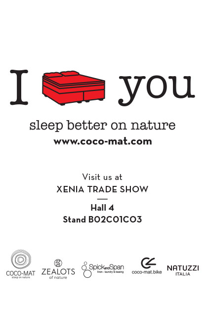 Coco-Mat at Xenia 2019