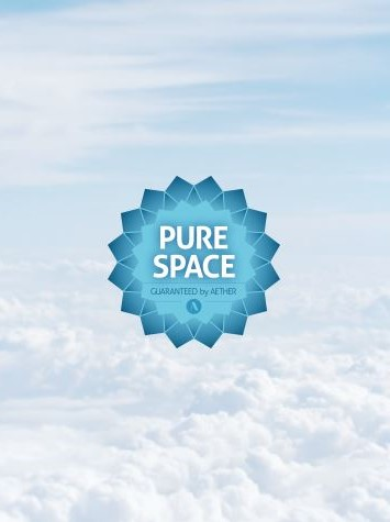Pure Space